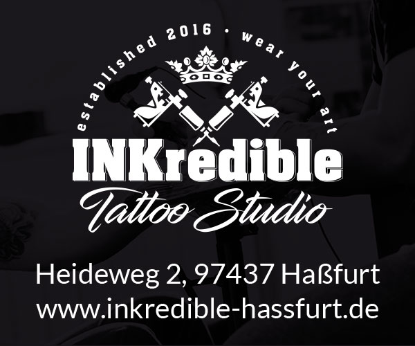 INKredible Haßfurt - Tattoostudio
