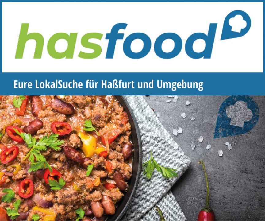 Hasfood - die LokalSuche
