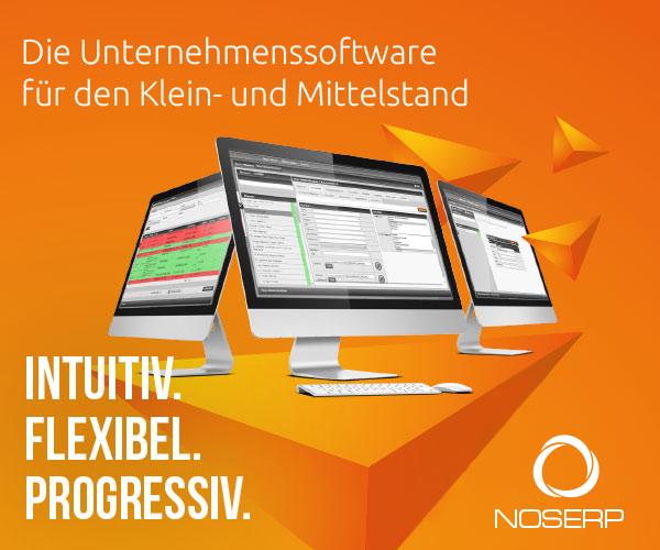 NOSERP - Die Unternehmenssoftware