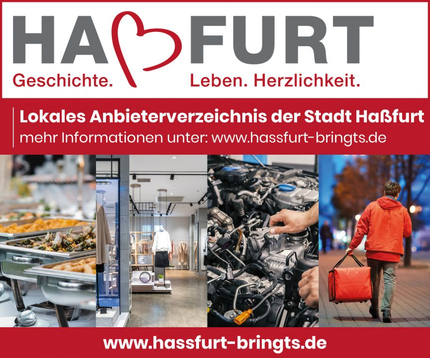 Hassfurt bringts - Lokales Anbieterverzeichnis